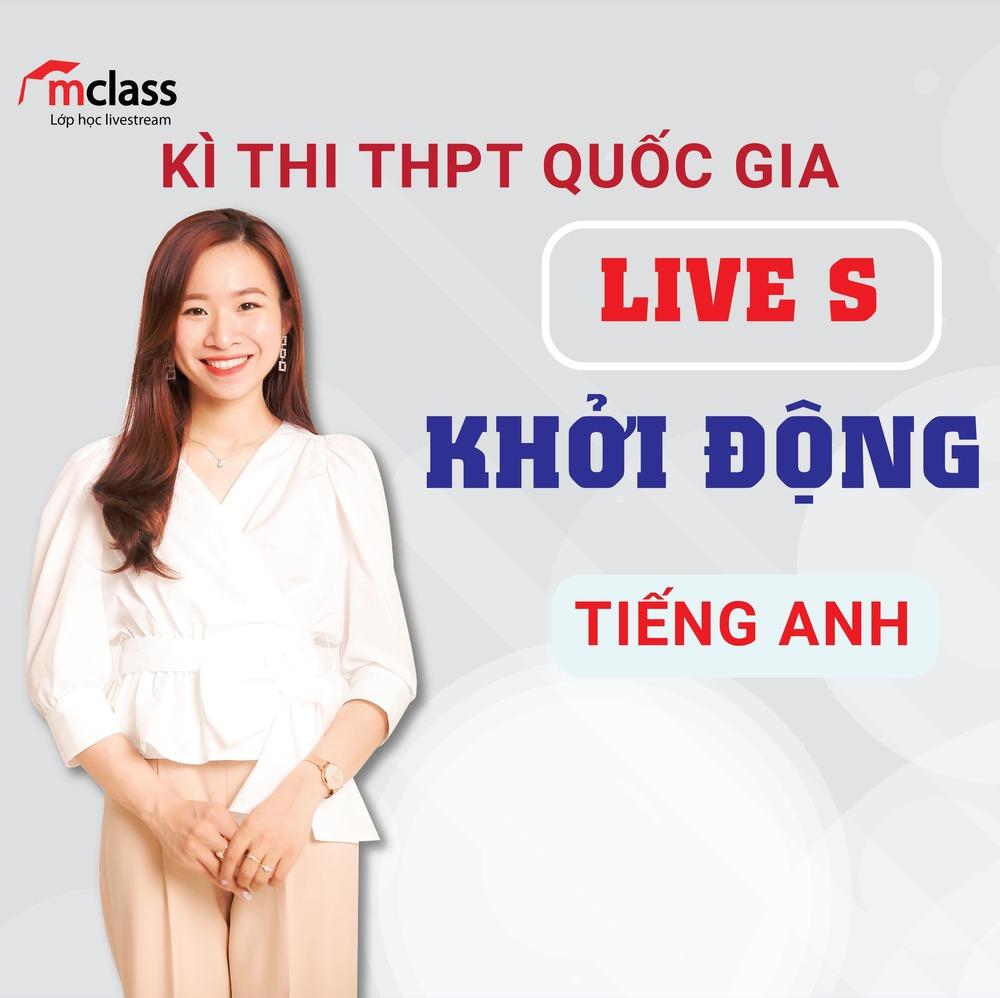 LIVE S - Khởi động -Anh 2K3