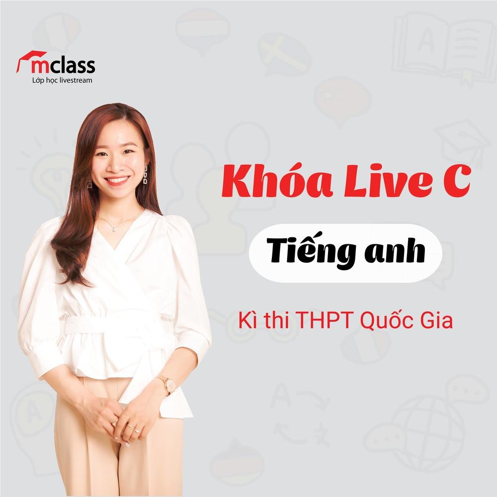 LIVE C - Luyện Thi Chuyên Đề - Tiếng Anh