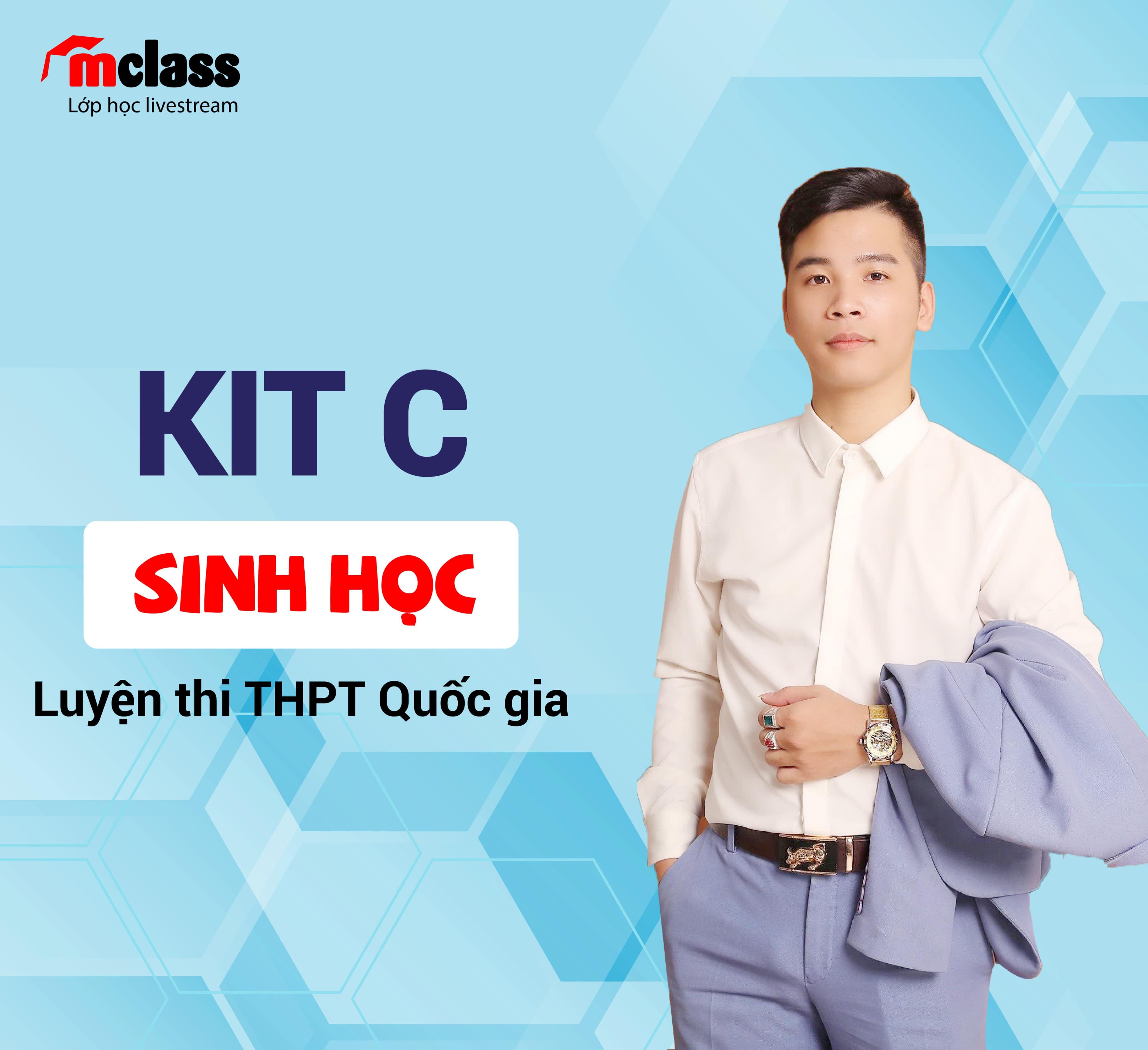 KIT C SINH - LUYỆN THI THPTQG 2021