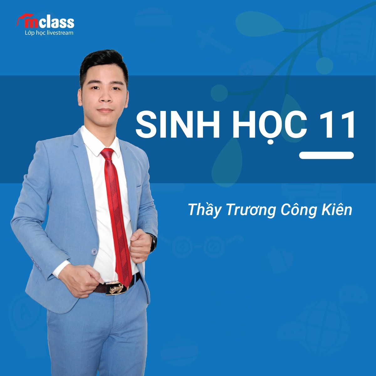 Live Vip Sinh Học 11