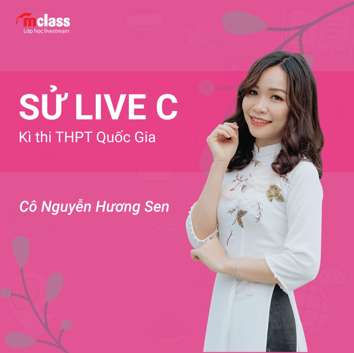 LIVE C - Luyện Thi Chuyên Đề - Sử 2K3