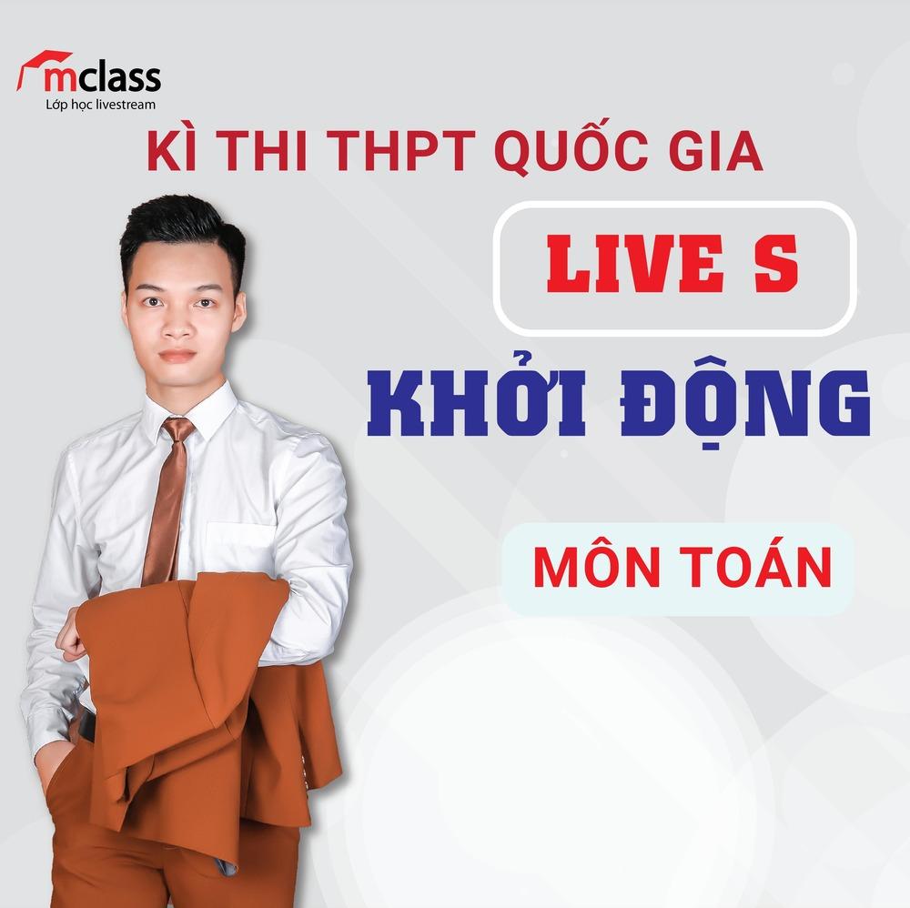LIVE S - Khởi động - Toán 2K3