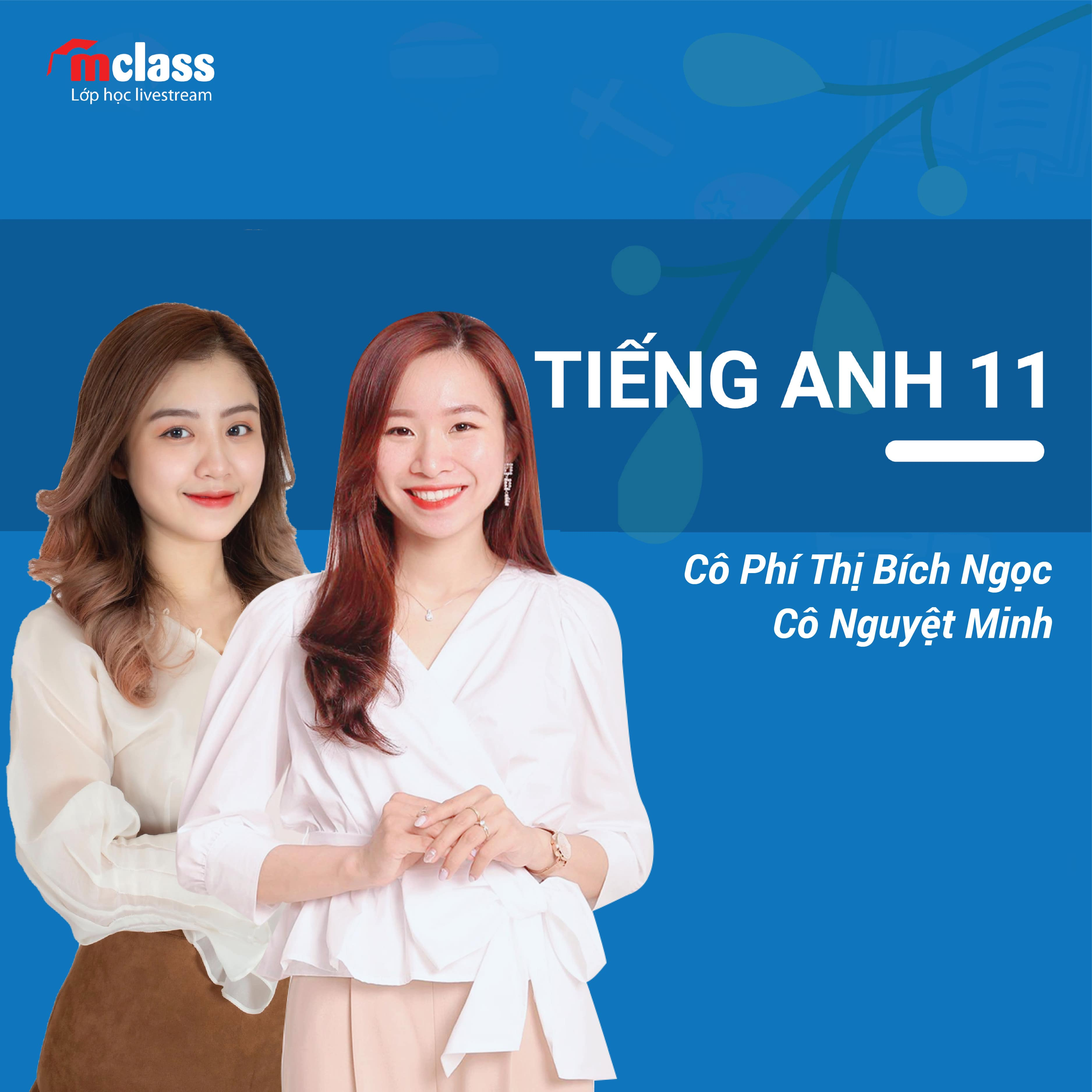 Live vip tiếng anh 11