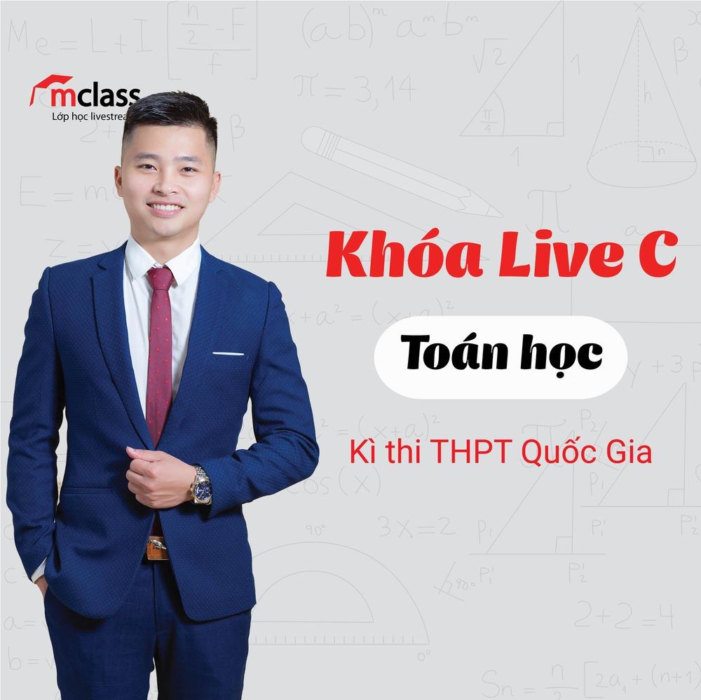 LIVE C - Luyện Thi Chuyên Đề - Toán
