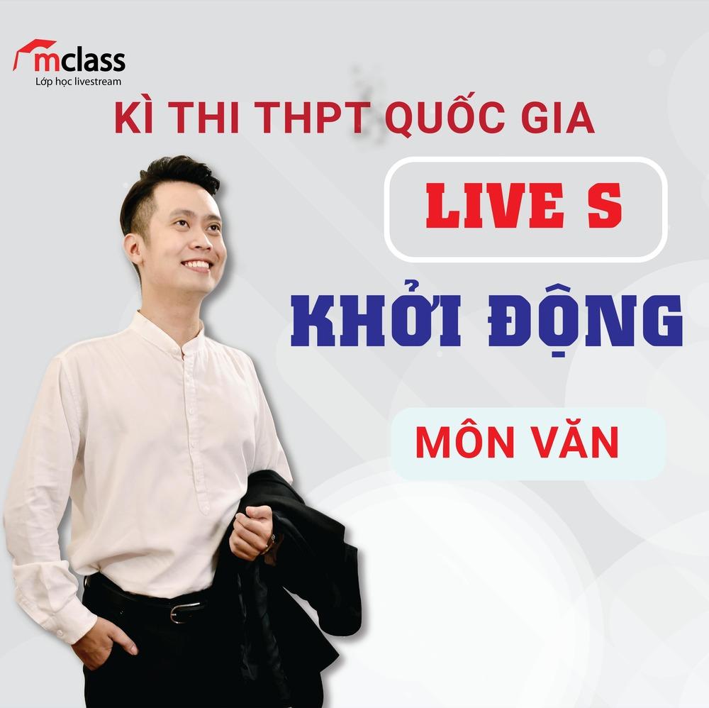 LIVE S - Khởi động - Văn 2K3